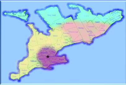 Travel Zones